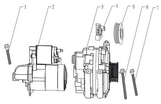 Запчасти для автомобиля Lifan. Дополнительное электрооборудование двигателя.